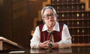 Kathy Bates as Iris in American Horror Story: Hotel