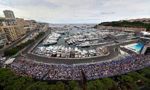 Lewis Hamilton wins the Monaco Grand Prix.