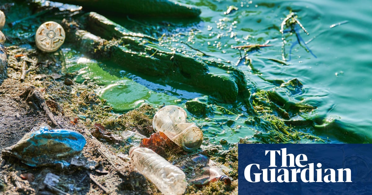 Water firms discharged raw sewage into English waters 400,000 times last year