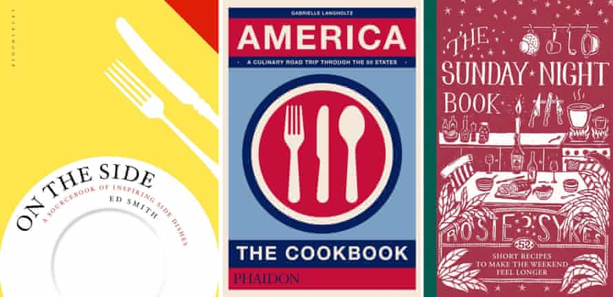 On the Side, America the Cookbook, The Sunday Night Book