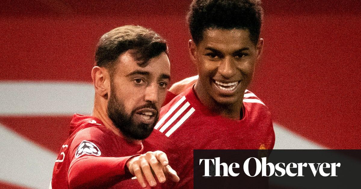 Bruno Fernandess mentality powering Manchester United rise, says Solskjær