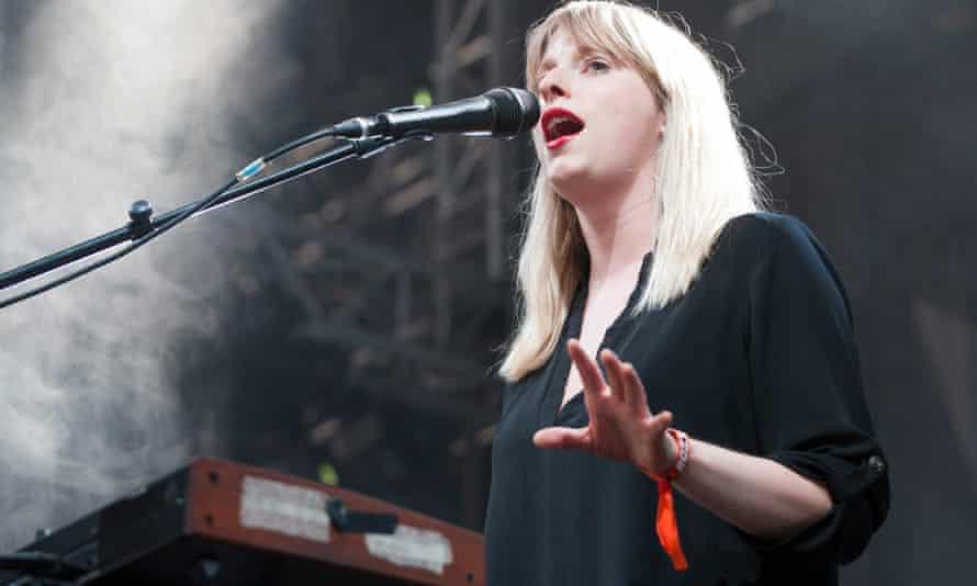 Another triumph … Susanne Sundfør.