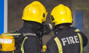 The inspector of fire and rescue services said firefighters were 'dedicated, public-spirited professionals who told us they want to help'.