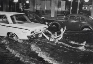 Polanco, Mexico City, August 9th 1967