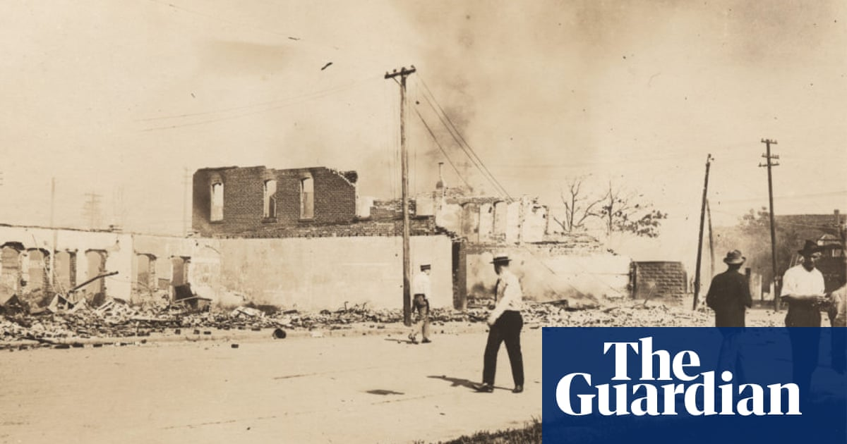 'Justice looks like telling the story': the long buried story of the Tulsa race massacre