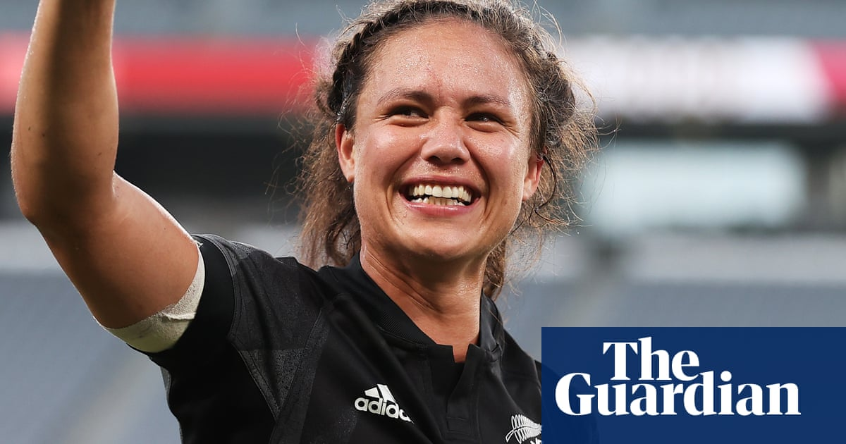 From $20 boots to Olympics rugby gold: New Zealand's Ruby Tui on her rise to the top