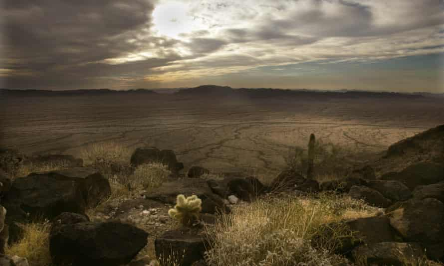 Desert borderlands, such as the Cabeza Prieta national wildlife refuge in southern Arizona which shares 56 miles of border with Mexico, are inhospitable terrain for travelers.