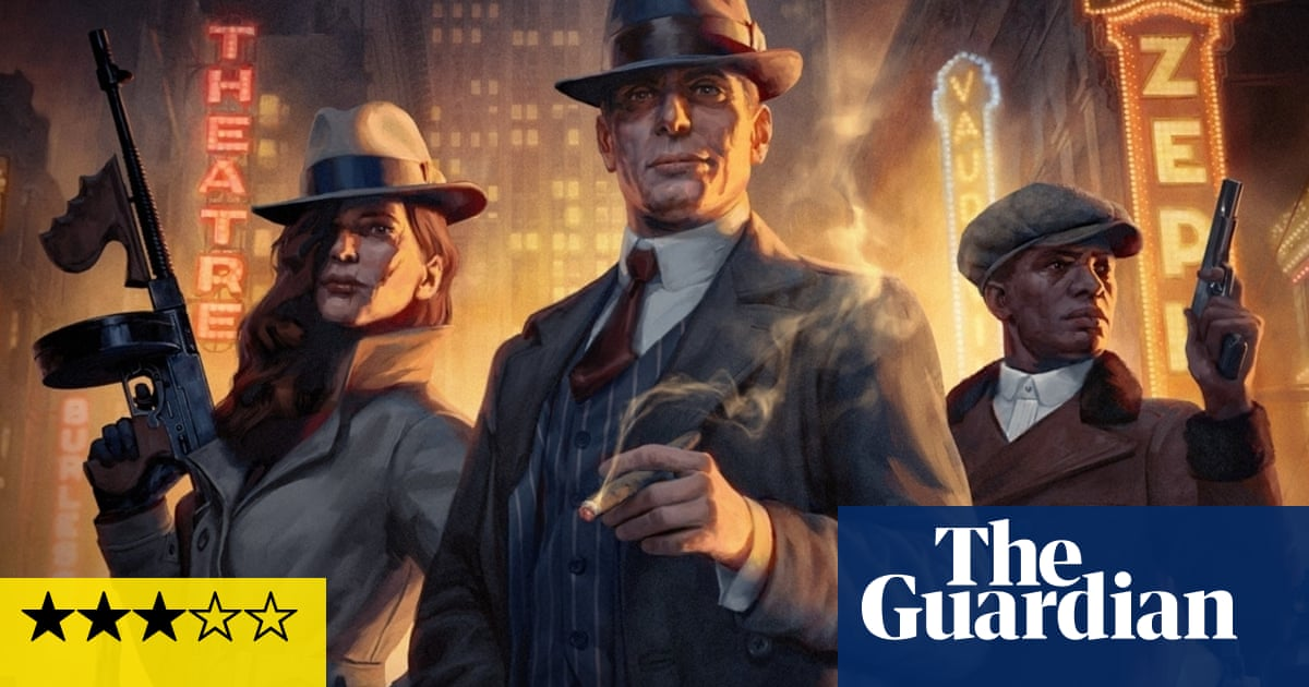 Empire of Sin review – goodfellas, but not greatfellas, in 1920s Chicago