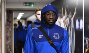 Yannick Bolasie has found it hard to rediscover his old form during an injury-hit spell at Everton.