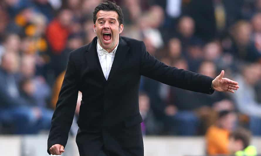 Hull City's manager, Marco Silva