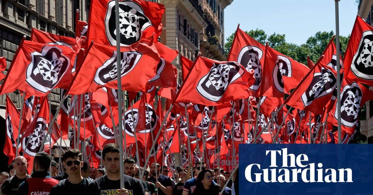 Facebook closes Italian neo-fascist partys account