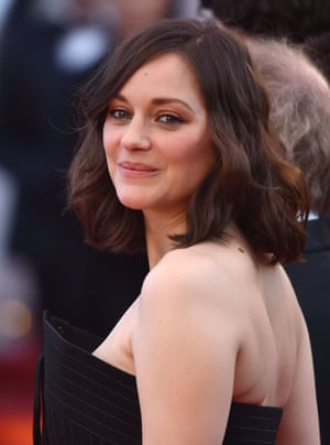 Marion Cotillard 'Ismael's Ghosts' premiere and opening ceremony, 70th Cannes Film Festival