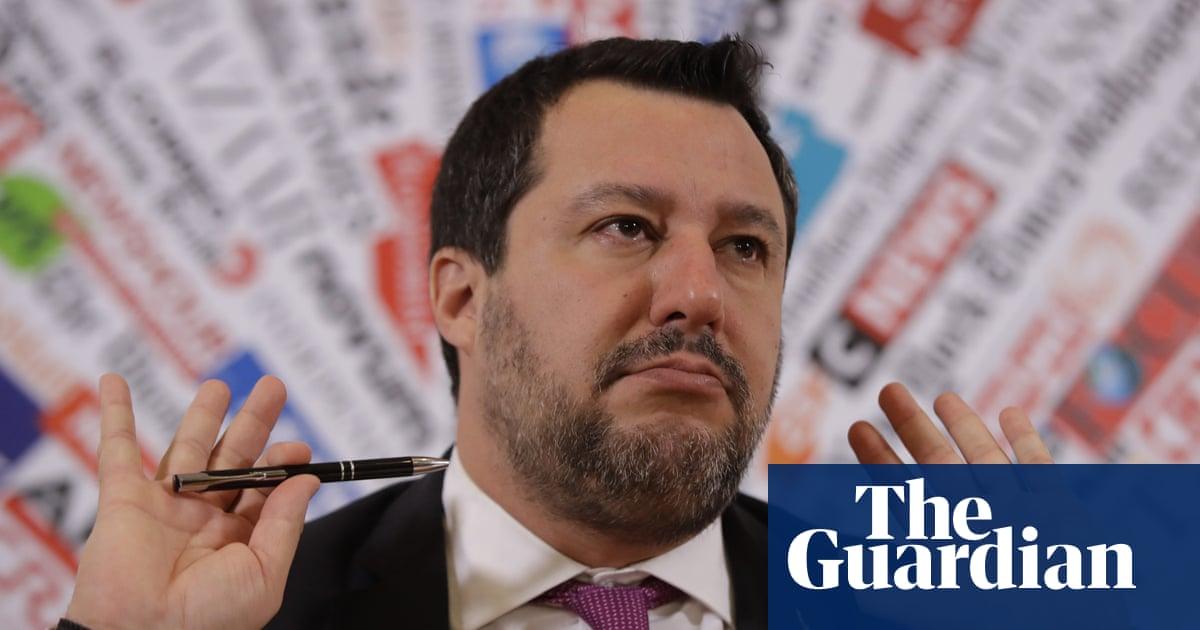 Salvini denies plan to visit Liverpool after mayor calls him fascist
