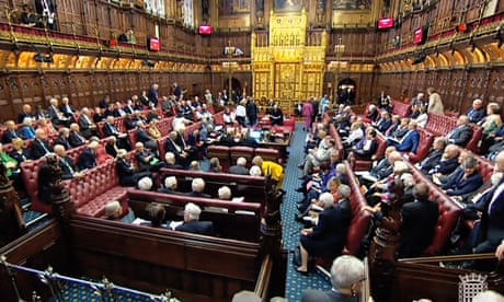 Lords agree to push through bill preventing no-deal Brexit by end of Friday