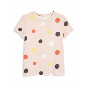 T-shirt, £8, monki.com