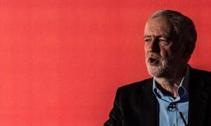 Transformer … Jeremy Corbyn.