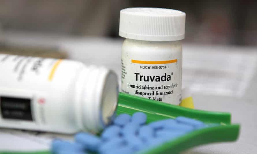 Antiretroviral pill