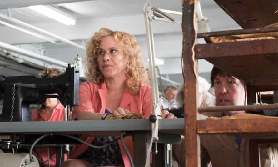 Patricia Arquette as Tilly in Escape at Dannemora.