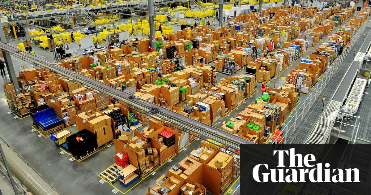 Amazon \'pays 11 times less corporation tax than traditional ...