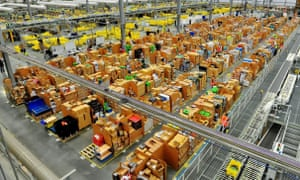 Amazon Pays 11 Times Less Corporation Tax Than Traditional Booksellers