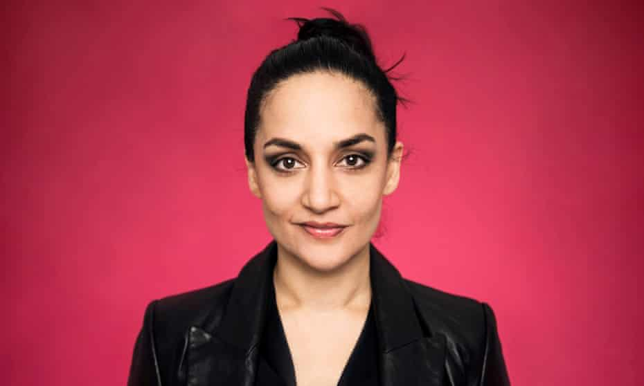 'Every journalist asks me about The Good Wife. It amuses me' ... Archie Panjabi.