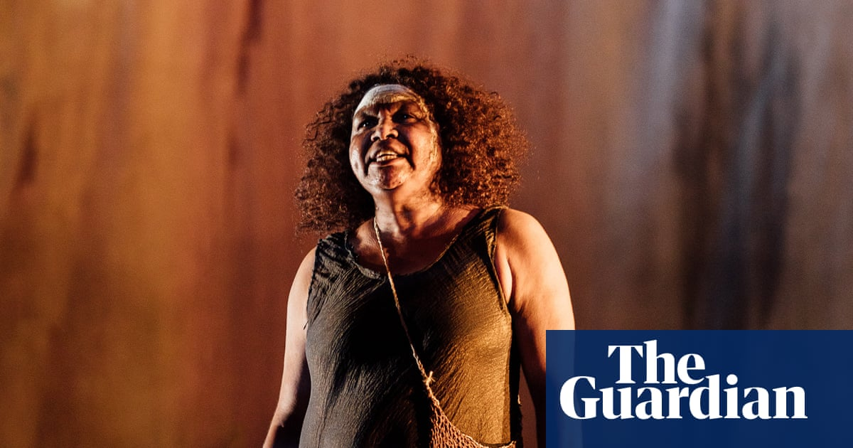 Ningali Lawford-Wolf, star of The Secret River, dies aged 52 on tour