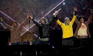 Stone Roses: heavy-handed swagger