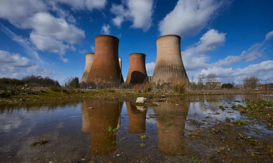 Rugeley power station in Staffordshire
