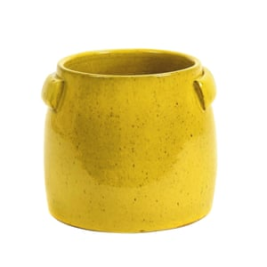 Yellow tabor pot from SCP