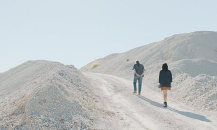 A still from Strange Colours, directed and written by Australian film-maker Alena Lodkina.