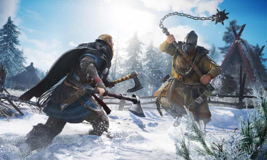 Assassin's Creed Valhalla review: cloudy with a chance of mead halls    Adventure games   The Guardian