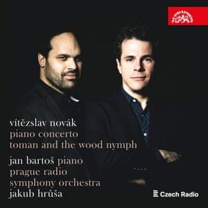 Novák: Piano Concerto; Toman and the Wood Nymph