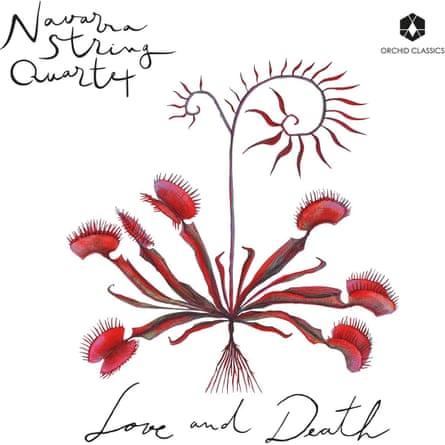 Navarra String Quartet- Love and Death