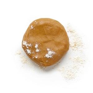 Gingerbread Cookies 05 V2 5 Make the dough into a ball.