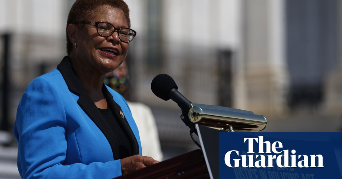 'It remains out of reach': bipartisan talks on US police reform bill collapse