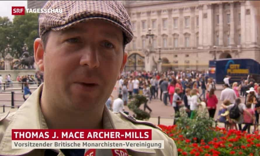 Thomas J. Mace-Archer-Mills.