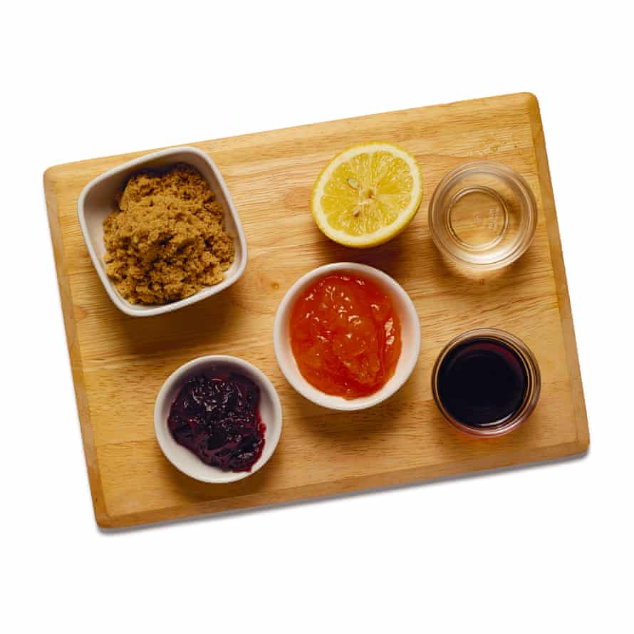 Find the right flavour combination for your sauce, and don't be afraid to use ketchup.