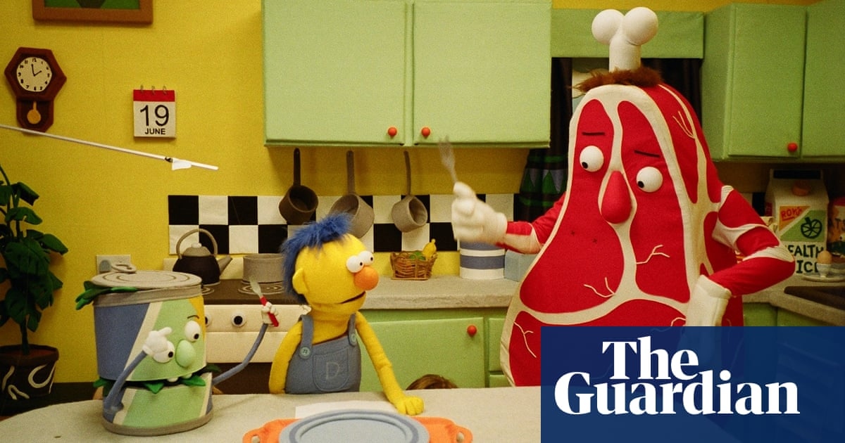 Don't Hug Me I'm Scared: the puppets who sing, dance and eat