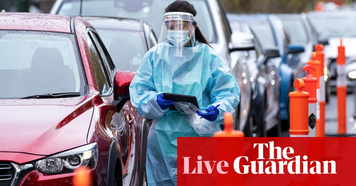 Australia coronavirus live: two Melbourne cases declared false positives ahead of national cabinet