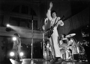 The Who's Live at Leeds concert, February 1970.
