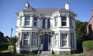 The former Kincora boys' Home in Belfast