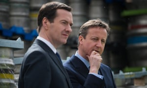 George Osborne and David Cameron are among the 128 Tory MPs who rent out properties