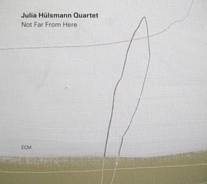 Julia Hülsmann Quartet: Not Far From Here album artwork.