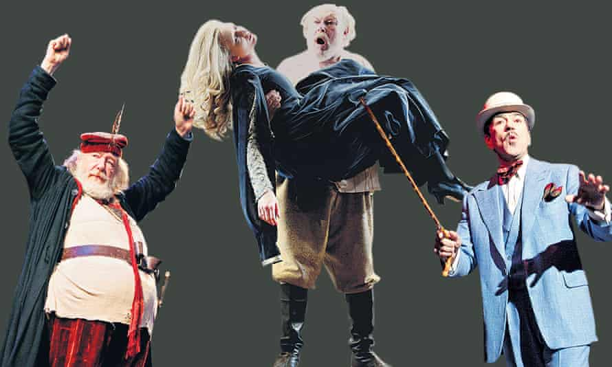 101 greatest plays Henry IV Pt 1 King Lear Entertainer