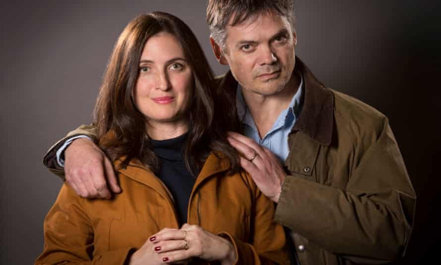 Helen and Rob Titchener. A murder would be the first in the 65-year-old soap's history.