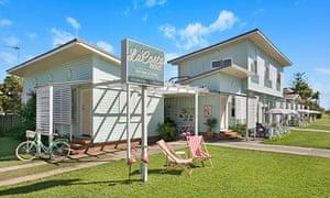 La Costa Motel Bilinga, Úc