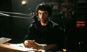 Eric Bogosian in Oliver Stone's film Talk Radio.