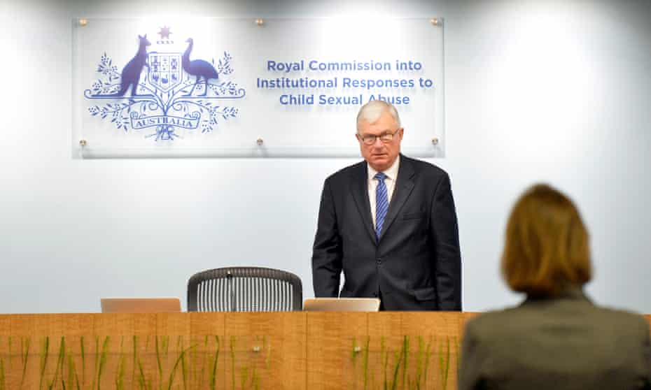 Child sex abuse royal commission