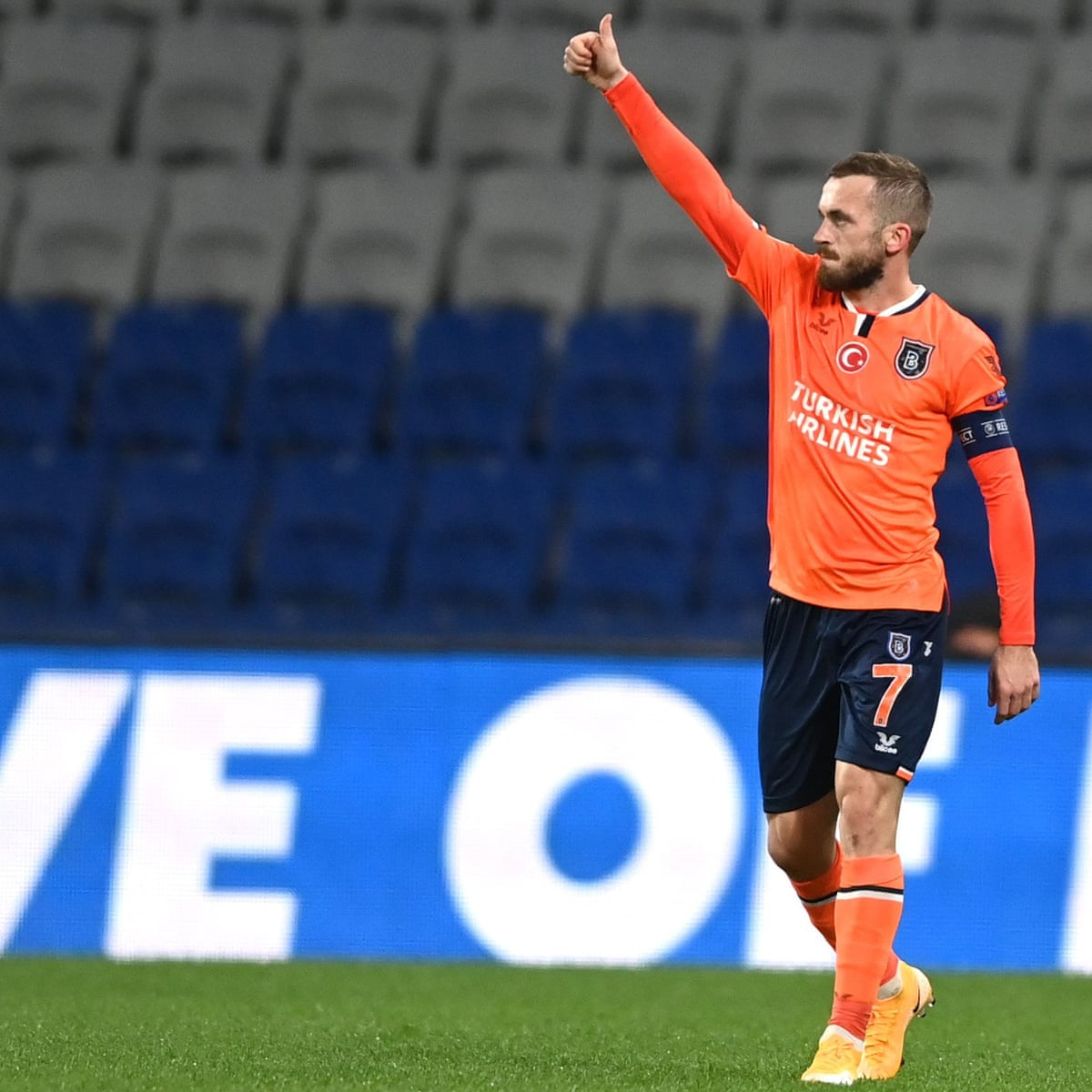 Basaksehir 2 1 Manchester United Champions League As It Happened Football The Guardian