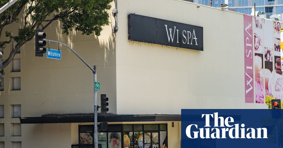 Person charged with indecent exposure at LA spa after viral Instagram video